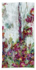 One Last Kiss Hand Towel by Kirsten Reed