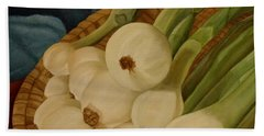Onions Hand Towel