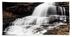 Onondaga Falls Bath Towel