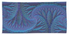 Opalescence Hand Towel by Lyle Hatch