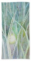 Opalescent Twilight II Hand Towel
