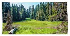 Open Meadow- Hand Towel