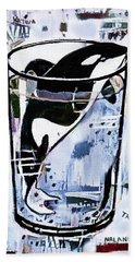 Orca #1 Bath Towel