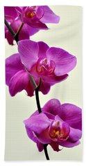 Orchid 26 Bath Towel