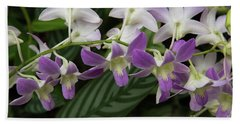 Orchid Beauty Hand Towel