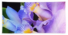 Orchid Bouquet Hand Towel