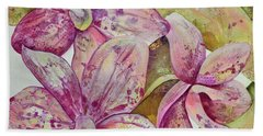 Orchid Envy Hand Towel