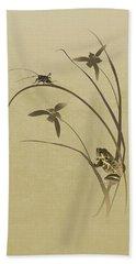 Orchid Sonata Bath Towel