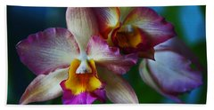 Orchids - Trio Hand Towel