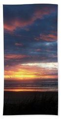 Oregon Coast 11 Bath Towel