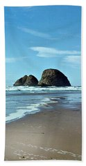 Oregon Coast 8 Bath Towel