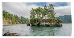 Oregon Coast Hand Towel