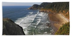 Oregon Coast No 1 Bath Towel