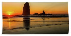Oregon Coast Hand Towel