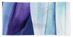 Organic Abstract By Nature Iv Hand Towel