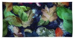 Organic Impressions 6 Hand Towel