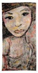 Orphan Bath Towel by Natalie Holland