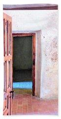 Other Side Bath Towel by Pablo Munoz