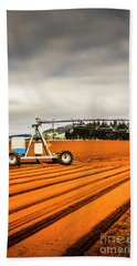 Outback Australia Agriculture Hand Towel