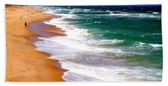 Outer Banks Beach North Carolina Hand Towel