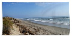 Outer Banks Morning Hand Towel by Paulette B Wright