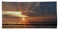 Outerbanks Sunrise Bath Towel