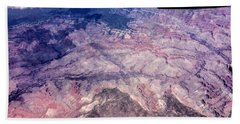 Over The Canyon Hand Towel