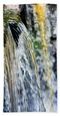 Over The Edge Visions Of Gold Hand Towel