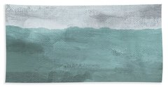 Overcast- Art By Linda Woods Hand Towel