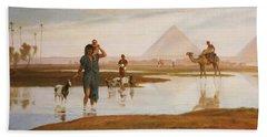 Overflow Of The Nile Bath Towel