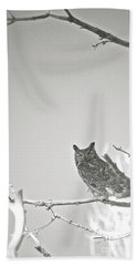 Owl Be Seeing You Hand Towel