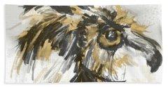 Owl Bath Towel
