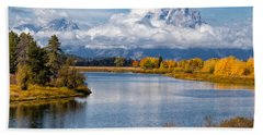 Oxbow Bend Bath Towel