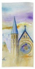 Oxford Church Hand Towel