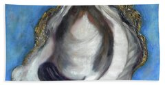 Oyster Shell 1 Hand Towel