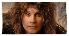 Ozzy Osbourne Collection - 1 Bath Towel