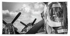 P-51 Mustang - Series 4 Hand Towel