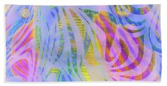 Bath Towel featuring the photograph Pacifica by Nareeta Martin