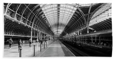 Paddington Station Bath Towel