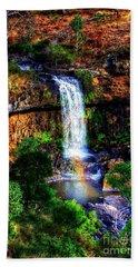 Paddy's Falls Bath Towel by Blair Stuart