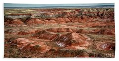 Painted Desert Arizona Hand Towel
