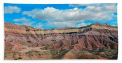 Painted Desert Hand Towel