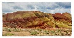 Painted Hills Panorama 2 Hand Towel