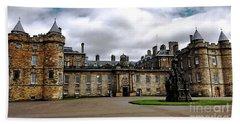 Palace Of Holyroodhouse  Bath Towel