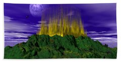 Palace Of The Moon Bath Towel by Mark Blauhoefer