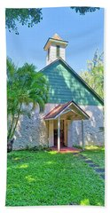 Palapala Ho'omau Congregational Church Bath Towel