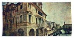 Palazzo Lisatti - Mascheroni Bath Towel