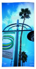 Palm Springs North Hand Towel