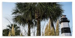 Palms At Lightkeepers Hand Towel