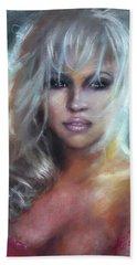 Pamela Anderson Bath Towel